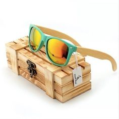 43cd80ced7f5 WoodWatchBox.com WOOD SUNGLASSES Gold Bobo Bird G01 Bamboo Wooden Sunglasses  for Men and Women