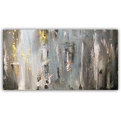art  abstract large painting minimalist original 24 x by mattsart, $375.00