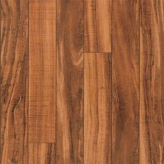 Pergo XP Hawaiian Curly Koa 10mm Thick x 4-7/8 in. Wide x 47-7/8 in. Length Laminate Flooring (13.1 sq. ft. / case) $2.79/sq ft