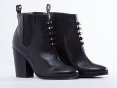 Grey City Belle in Black at Solestruck.com
