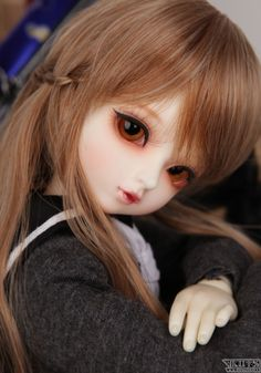 LUTS Kid Delf Nana - 43cm - Reinette, Rolly's big sister to be...