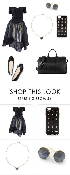 """""""Untitled #12"""" by isabellaaguilar227 on Polyvore featuring Betsey Johnson, J.Crew, Ippolita and Paul Frank"""