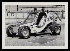 """Kop-Ter-Rod"" Show Car, 1976 by Cosmo Lutz, via Flickr"