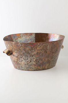 I fall so hard for anything copper.   (copper ice bucket I luv this I want this!