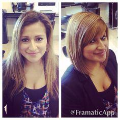 Hair makeover!