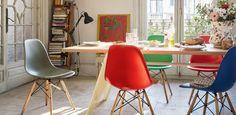 Los muebles de diseño más imitados