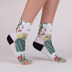 Serious cactus love - Stance Socks.