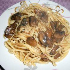 Spaghetti, Yummy Food, Pasta, Baking, Ethnic Recipes, Rice, Delicious Food, Bakken, Backen