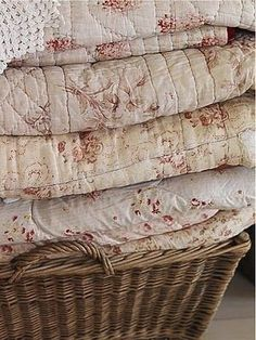 Vintage quilts....