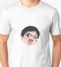 Yuuri Katsuki - Yuri!!! on Ice Unisex T-Shirt