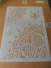 Stamps Scrapbooking & Stamping Diy Craft Mandala Stencils For Walls Painting Scrapbooking Stamping Stamp Album Decorative Embossing Paper Card Flower Template
