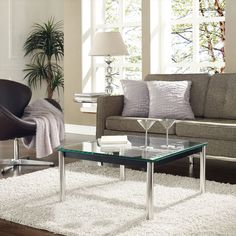 ModWay Furniture Le Corbusier LC10 End Table