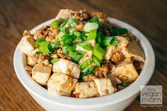 Casserole Recipe : Spicy Mapo Tofu