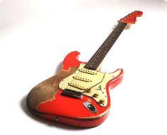 Fender Stratocaster Série L 1963 #vintageandrare #vintageguitars #vandr