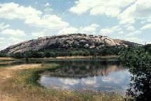 Top Natural Attractions in Texas: Enchanted Rock Natural Area