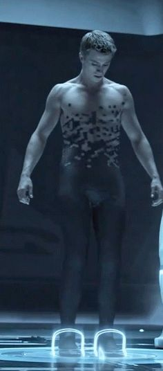 2072 Advanced nanotech clothing