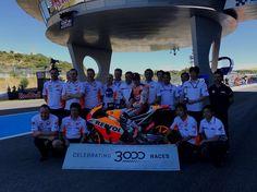 Winner 3000!🏆 // @26_danipedrosa #MotoGP3000 #SpanishGP Repost by @motogp