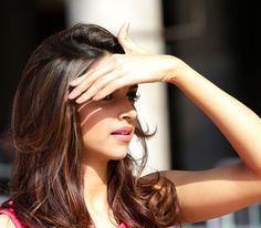 deepika padukone hair color - Google Search