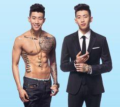 Jay Park for The Celebrity Magazine