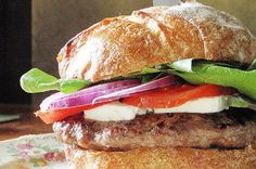 Beastly Burger    INGREDIENTS: 4 oz. ground beef, ¼ scoop flavorless (or vanilla) protein powder. DIRECTIONS: Mix ground beef and protein powder in a medium-sized bowl. Form into patties, then cook for 4-5 minutes on each side atop a non-stick skillet on medium heat.