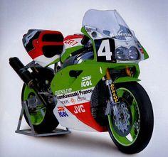 Kawasaki ZXR-7 - Endurance specs