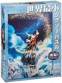 NEW Disney Jigsaw Puzzle 1000 piece Fantasia DW-1000-396 From Japan  F/S