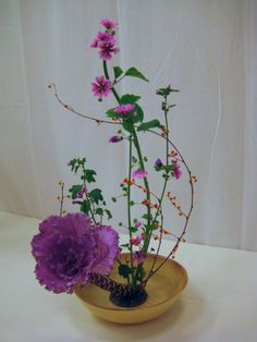 Ikebana 6 by BohemianDolls, via Flickr