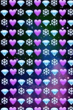 ❄ Emoji Backgrounds