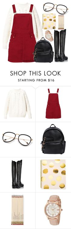 """""""Без названия #1229"""" by sabina-127 ❤ liked on Polyvore featuring Diesel, Boohoo, Dsquared2, Ariat, Sugar Paper, Kate Spade and Anne Klein"""