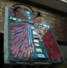 Mosaic Cross by Margaret Almon