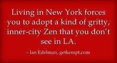 gritty zen Living In New York, New York City, Zen, Sayings, New York, Lyrics, Nyc, Quotations, Idioms