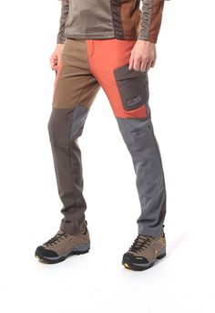 Soft shell Winter Mens Hiking pants Trekking climbing inside napping trousers #nyfashioncity #OtherCasualTrousers