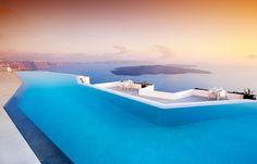 Divine Vacation at Boutique Hotel Grace Santorini in Greece