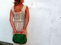 crochet dress-love the pattern!