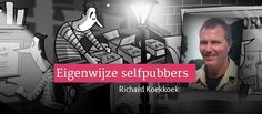 Richard Koekkoek is onze nieuwste eigenwijze selfpubber! #Europadraaitdoor