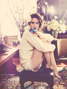 #Lana #DelRey #model #photography