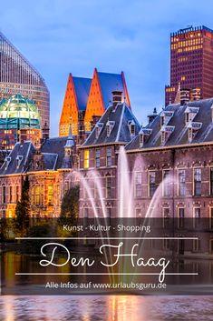 Was wir sonst eher aus Barcelona kennen, wird auch ganz in unserer Nähe Wirklichkeit: Lernt Den Haag kennen und erfahrt die besten die besten Tipps für einen Städtetrip.