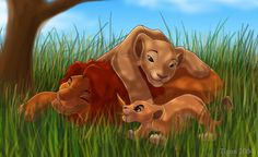 NO ONE TOLD ME THERE WAS A LION KING 2