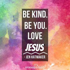 Jen Hatmaker quote