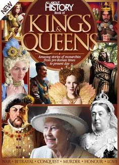 All About History Book Of Kings & Queens 5th Edition
