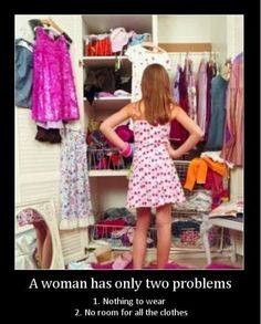 girl problems and it's completely true!!!!!