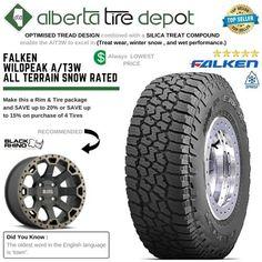 275/60R20 Falken WildPeak A/T AT3W - 115T 3PMS Rubber Industry, Falken Tires, Service Map, Truck Tyres
