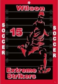 Illustrated Photo Posters | Town Sports Posters|Custom Sports Posters