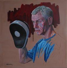 Andy Beck Theme Sport, Arts Ed, Illustration Art, Illustrations, Fine Art, Portrait, Boxing, Artist, Events