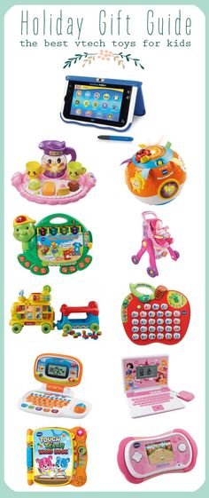 Holiday Gift Guide – Best VTech Toys for Kids - VTech InnoTab MAX Giveaway | we know stuff | http://www.weknowstuff.us.com