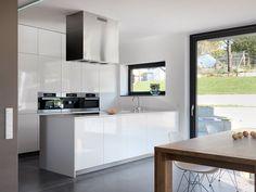Haus F, Denkendorf. Ein Projekt von Ippolito Fleitz Group – Identity Architects.