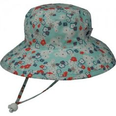fb4d074edd2 This fabulous sun protection hat by Puffin Gear® has it all! Rated UPF 40