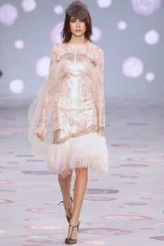 Chanel Spring/Summer 2002 Couture Collection | British Vogue