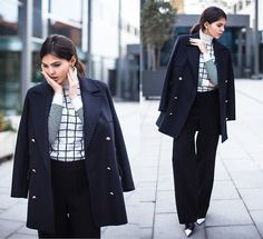 Oversized tailoring