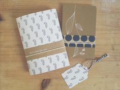 handmade notebook and hand drawn moleskine  mipluseddesign